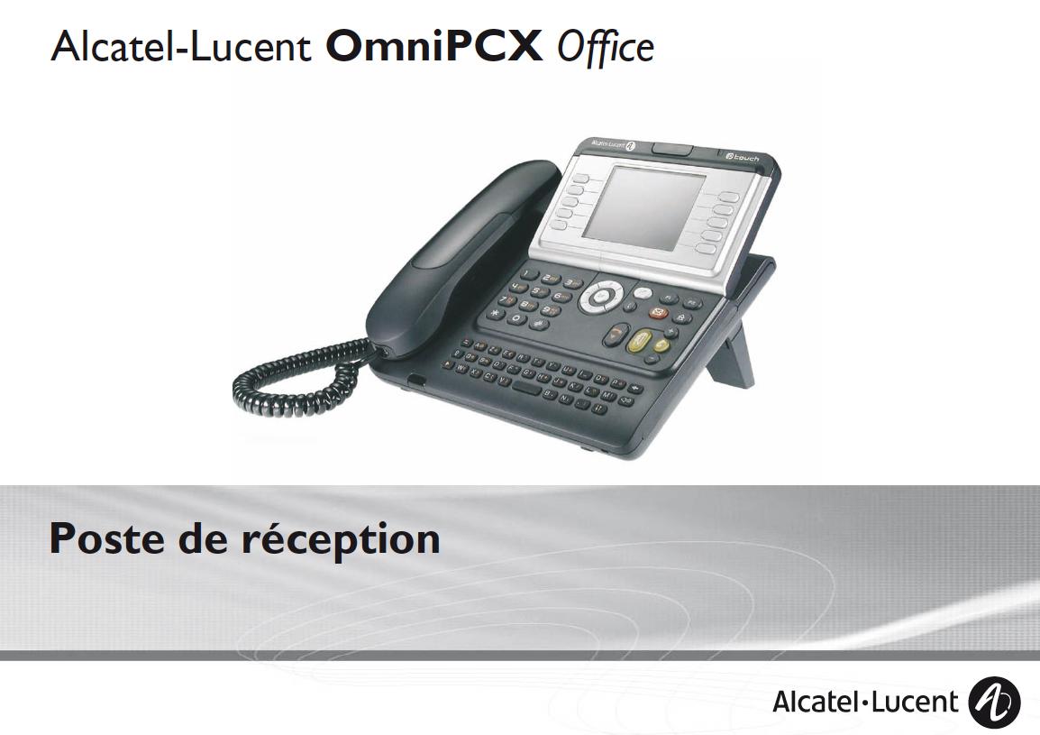 Alcatel-Lucent service hotel